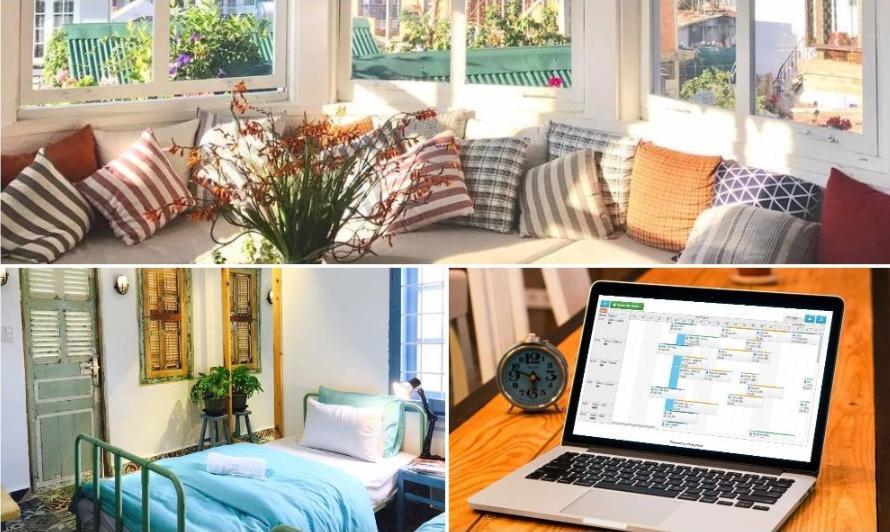 Phần mềm hỗ trợ quản lý khách sạn, nhà hàng, homestay từ xa