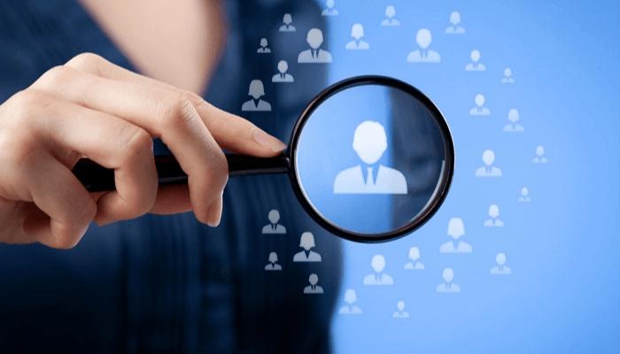 tìm kiếm data khách hàng